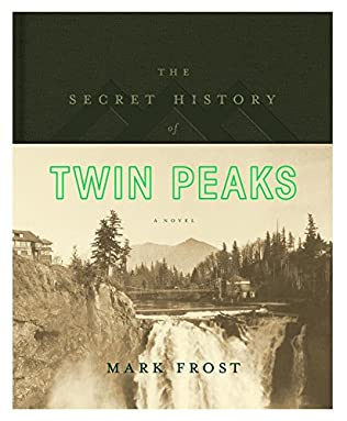 book cover of The Secret History of Twin Peaks