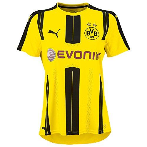 Borussia Dortmund Home Womens Jersey 2016 / 2017 – DiZiSports Store