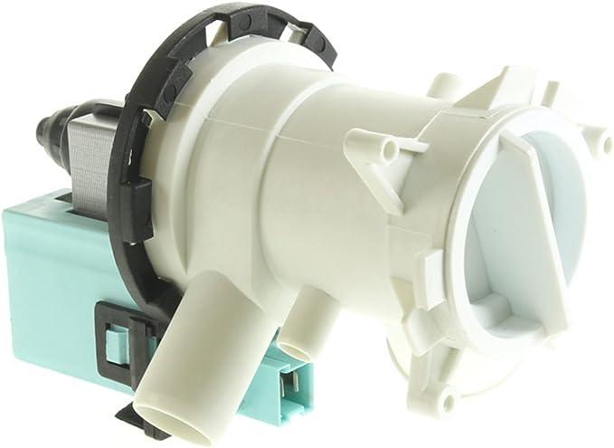 Bomba de desagüe, Spares2go para Beko lavadora (equivalente a ...