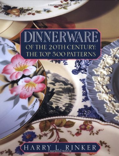 Dinnerware 20th Century Patterns Official product image