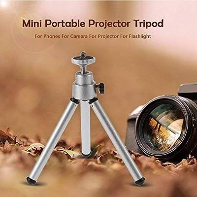 UOFit Mini Phone Tripod Portable Adjustable Camera Stand Holder Tripod