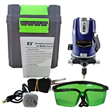Kaitian Green Line Laser Level 5 Line 1 Point Laser Level Tool