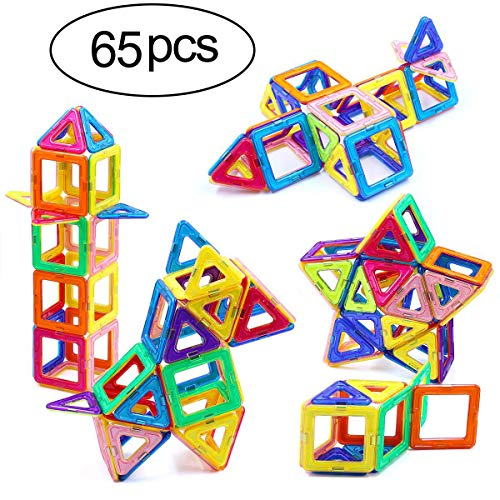 Ranphykx Magnetic Blocks, 65...