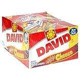 David Sunflower Seeds 36-Bags Nacho0.8oz. New
