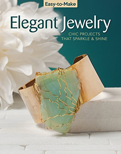 Elegant Christmas Decorating Ideas - Easy-to-Make Elegant Jewelry Chic Projects that Sparkle & Shine
