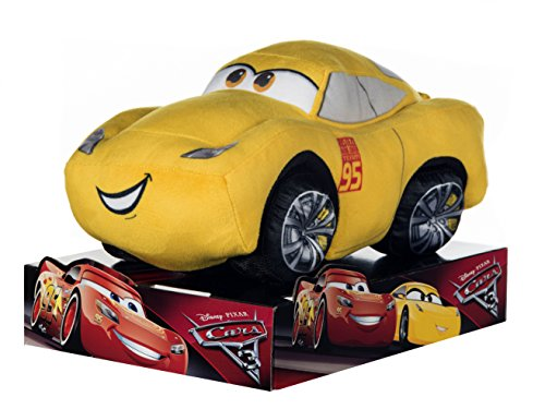 Amazon.com: Disney CARS 3 - 10 inch (20cm) plush CRUZ RAMIREZ: Toys & Games