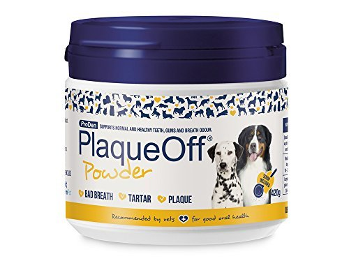 Proden PlaqueOff Pet 420 gram (PD04007) - by Proden - International Dental