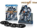 Pacific Rim Collector's Edition (Blu-ray 3D + Blu-ray + DVD)