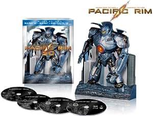 Pacific Rim Collector's Edition (Blu-ray 3D + Blu-ray + DVD)