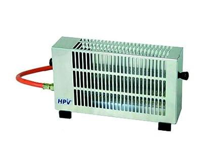 Calefacción de gas - HPV Germany - calentador de convección - sin luz de encendido - para tiendas de campaña ...