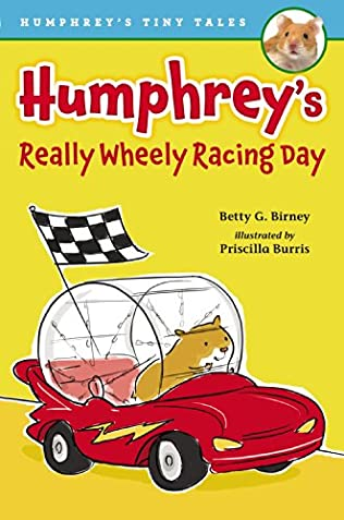 book cover of My Really Wheely Racing Day!
