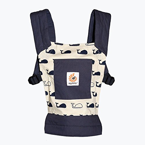 Ergobaby Toy Doll Carrier, Marine ()