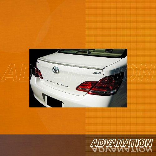Advan-Emotion Toyota Avalon 05-10 ABS Trunk Rear Lip Spoiler Unpainted Primer