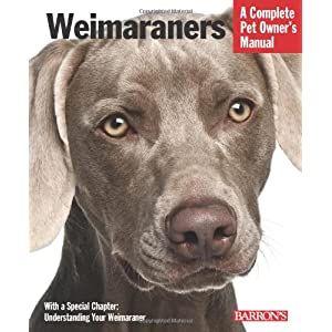 Weimaraners (Complete Pet Owner's Manual) 10