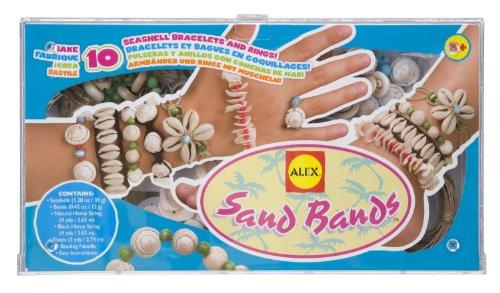 Jewelry Knot Its Hemp - ALEX Toys Do-it-Yourself Wear Sand Bands Jewelry