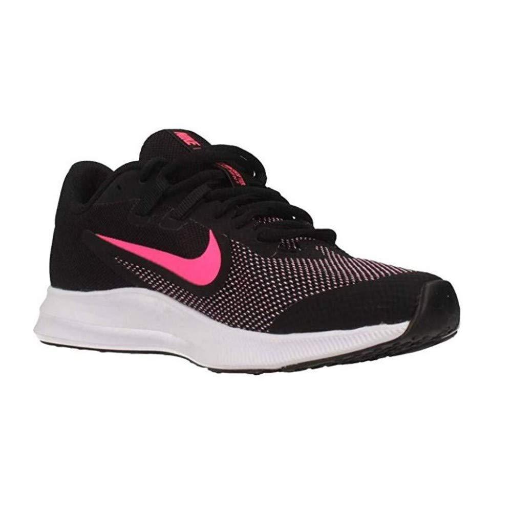 schwarz Nike Unisex-Kinder Downshifter 9 (Gs) Leichtathletikschuhe, Schwarz EU
