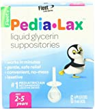 Pedia-Lax Children's Liquid Glycerin Suppositories, 6-Count Boxes (Pack of 3), Health Care Stuffs