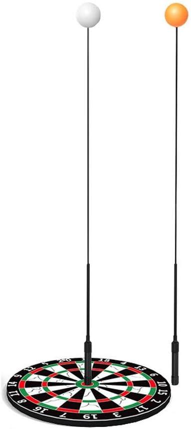 Love lamp Elástica Flexible Tabla Eje Tenis Entrenamiento Conjunto de autoaprendizaje Artefacto Inicio niños Indoor Adulto Mesa de Ping Pong máquina de Entrenamiento