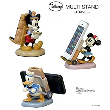 Seto Craft DISNEY MULTI STAND-TRAVEL- ( multi- stand - Travel - ) Donald E SD-1287