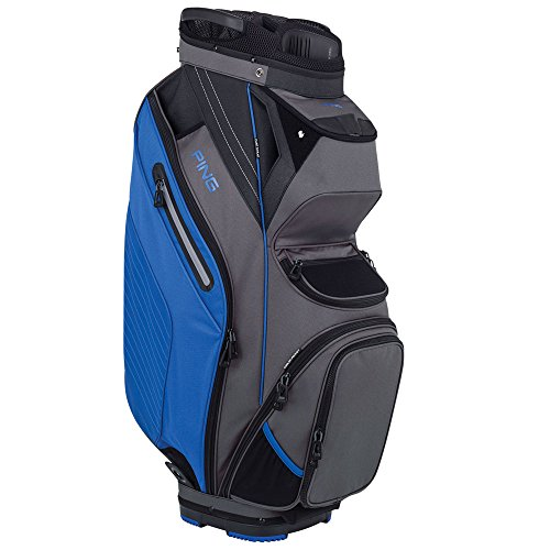 Buy ping golf men's pioneer cart bag