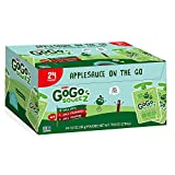 GoGo Squeez Applesauce Variety 24 Count, 3.2 Ounce