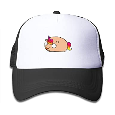 surce Comic Potato Unicornio Chico y Chicas Mesh Gorras de béisbol ...