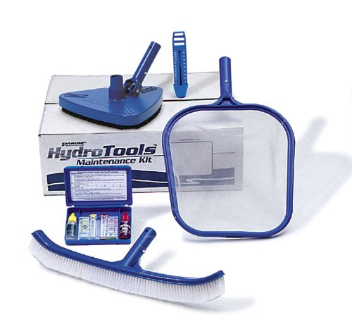 HydroTools by Swimline Premium Pool Maintenance Kit