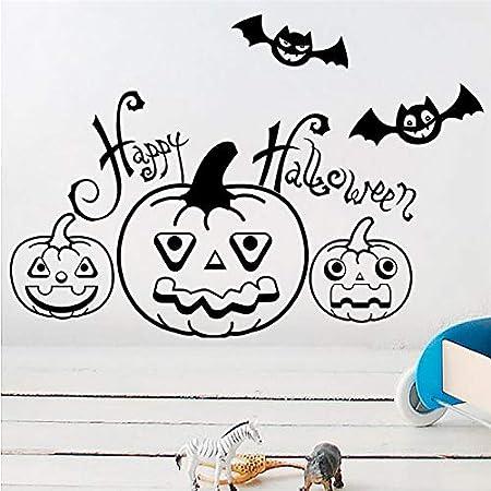 zhuziji Dibujos Animados murciélago de Calabaza Halloween ...