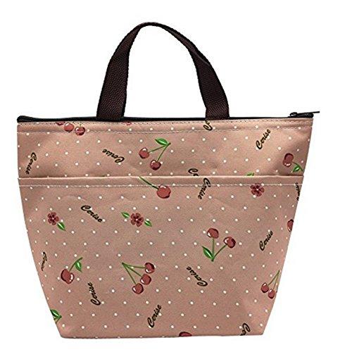 Cherry Tote Bag - 6