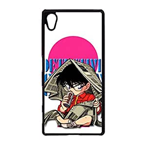 Sony Xperia Z5 Perfect Cool Design Detective Conan Phone Case for Sony Xperia Z5 Passionate Anime Detective Conan Cover Case