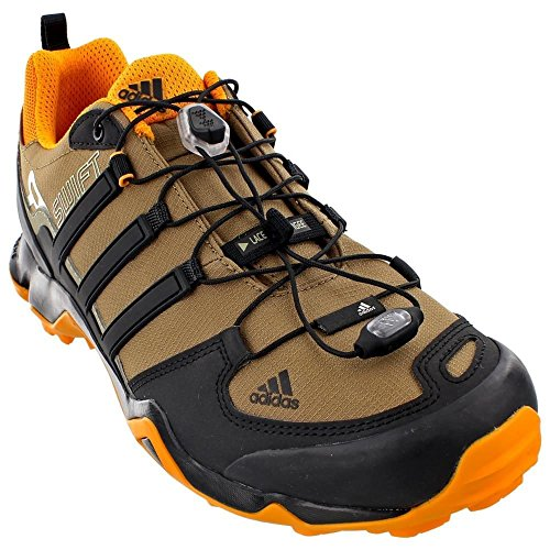 Adidas Terrex Swift R Boot - Men's Earth / Black / Eqt Orange 11
