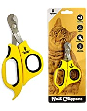 Thunderpaws Garra Profesional, protección Bloqueo de Seguridad, Lima de uñas - Gatos y Animales pequeños