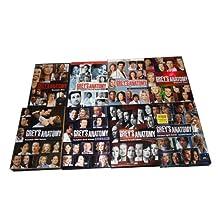Grey's Anatomy: Complete Seasons 1-8 on DVD