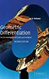 img - for Geometric Differentiation: For the Intelligence of Curves and Surfaces book / textbook / text book
