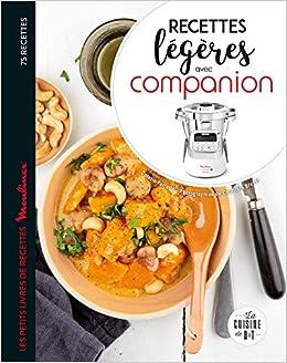 Amazon Fr Companion Recettes Legeres Coralie Ferreira