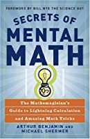 Secrets of Mental Math Front Cover