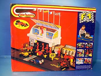 Majorette F1 Racing Set - Includes 2 Cars - Boxes Slightly