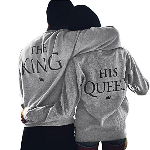 8eeb15cebe Best Value · eshion Queen Couple T Shirt Round product image
