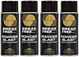 BreakFree GC-16 Powder Blast Gun Cleaner Aerosol (12-Ounce) (4-(Pack))
