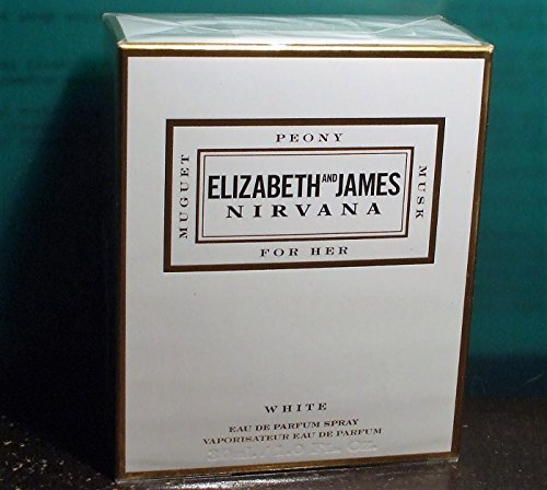 Elizabeth James Nirvana White Eau De Parfum Spray