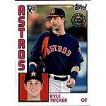 b2625ad6cbe4a6 2019 Topps 1984 35th Annversary #T84-50 Kyle Tucker Houston Astros Official.