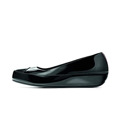 6059008e7725 FitFlop Due new FF2 ballet pumps in black patent with size 6.5 BLACK PATN  5.5