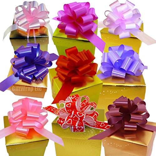 Easter Basket Gift Pull Bows - 5