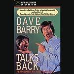Dave Barry Talks Back | Dave Barry