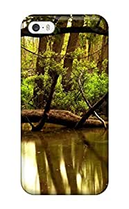 AnnaSanders Perfect Tpu Case For Iphone 5/5s/ Anti-scratch Protector Case (tree Earth Nature Tree)