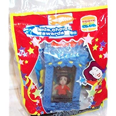 Burger King Kids Meal Nickelodeon Kids Choice Awards 1999 Rosie O'Donnell Slimed Again Toy: Toys & Games