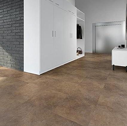 wjo2845 Joka Design 330 Vinyl Designbelag Dark Concrete zum Verkleben