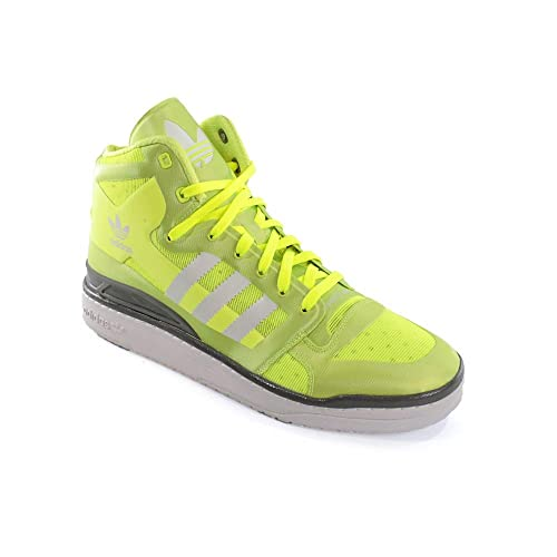 low priced 39d5a 31186 Adidas - Forum Mid Crazylight Mens Shoes in Electrici White   Mediulead,  Size  9 D(M) US Mens, Color  Electrici White   Mediulead  Amazon.ca  Shoes    ...