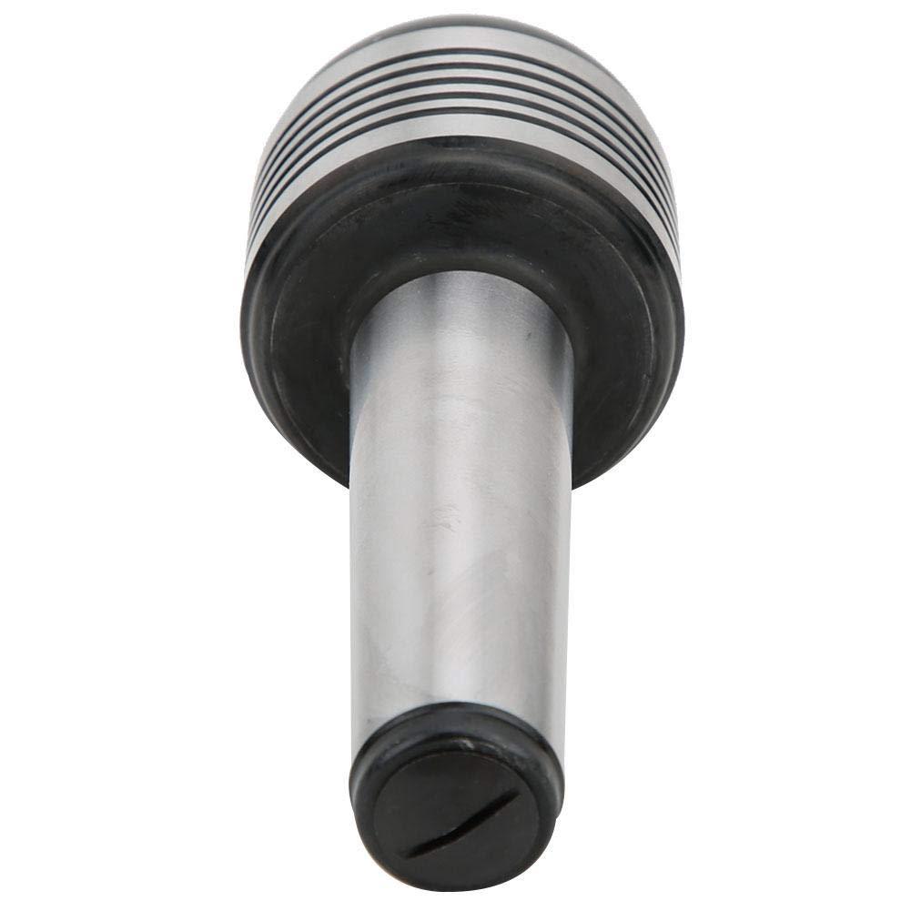 MT4 Centro C/ónico Rotativo En Vivo 60 /° Acero Al Carbono Alta Precisi/ón 0.015Cojinete de Bolas Triple Para Tornos Peque/ños