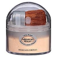 Physicians Formula Mineral Wear Loose Powder, Buff Beige, 0.49 Ounce